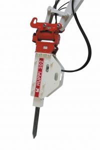 Hydraulické kladivo Huppi 302